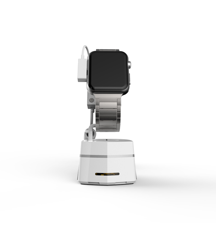 Montre autonome stand de sécurité d'affichage