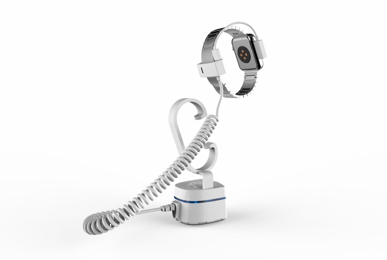 Support de sécurité d'affichage de la montre intelligente avec télécommande IR